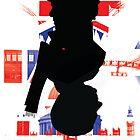 Sherlock and John Card by KitsuneDesigns