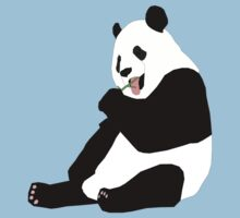 Panda is endangered by nadil