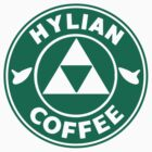 Hylian Coffee by Jake Driscoll