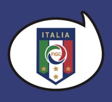 Italy Soccer / Football Fan Shirt / Sticker by funaticsport