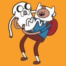 Adventure Time Vs Tin Tin by Mixtape