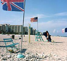 International beach by Julie Van Tosh Photography