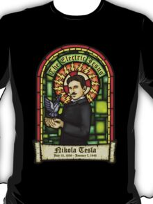 Tesla: The Electric Jesus T-Shirt