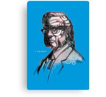 I Asimov Canvas Print