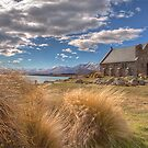 CHURCH OF THE GOOD SHEPHERD by Lynden