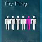 The Thing Minima by Stevie B