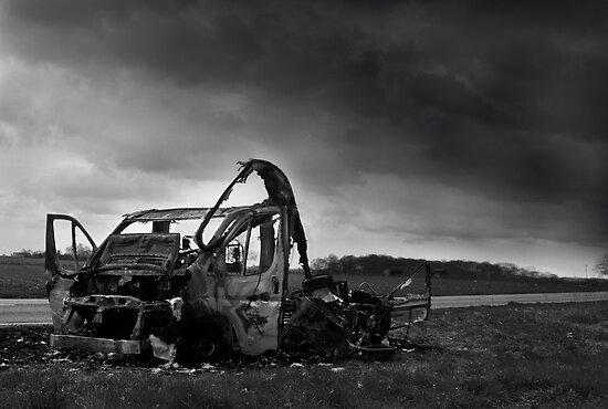 Burn out by Paul Holman