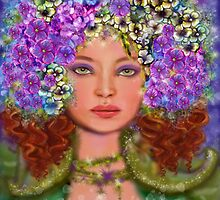 BLOOMIN FAIRY by kimberlysdream