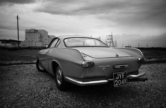 Volvo P1800 S Coupe by Nigel Bangert