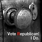 Vote Republican! 9 by Alex Preiss