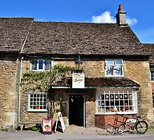 Lacock Bakery by Paula J James