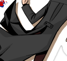 Sherlock: u ok? (without background) Sticker