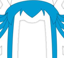 Ika Musume (minimalist) Sticker