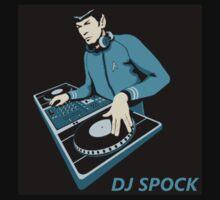DJ Spock by megpato