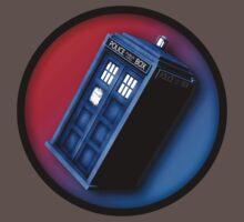TARDIS by boil147