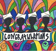 Congratulations Graduate by Deb Coats