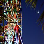 Big Wheel - Geelong Victoria by bekyimage