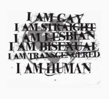 I Am Human by Damian  Christopher Photography