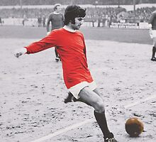 George Best - iPhone Case by Teevolution