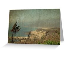 View From Nobska Point - Woods Hole MA Greeting Card