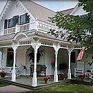 An Inviting Porch by kkmarais
