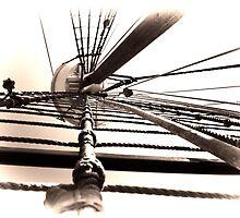 up mast by photo-Art