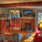 Interiors 1 by Bob Culver