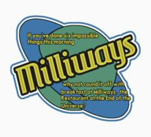 Milliways, the restaurant at the end of the universe by Homewrecker