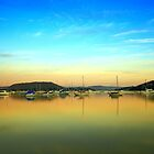 Hardy's Bay - Central Coast Australia by Gary Blackman