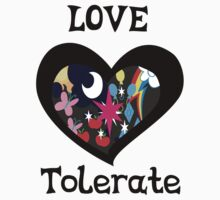 Love And Tolerate by Clinkz