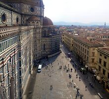 Florence duomo church by grorr76