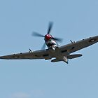 Spitfire Incoming by Bairdzpics
