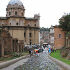 Foro antico, Roma by Ben Fatma Marc
