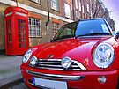 Mini One - London by Colin J Williams Photography