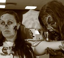 Zombies at the Blood Bank by Glynn Jackson