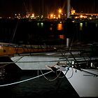 Williamstown Boats by DavidsArt