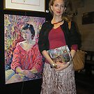Hunters Hill Art Exhibition 2012, Sydney by Paulina Kazarinov