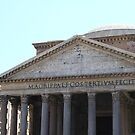 Pantheon, Roma by Ben Fatma Marc