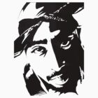 Tupac Shakur by AshPulse