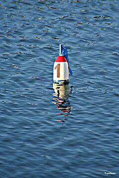 Number 1 Buoy by AngieBanta