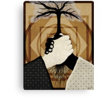 'Roots Connection' Canvas Print