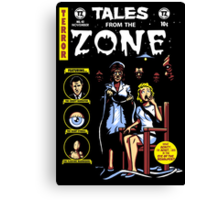 Tales From the Zone Canvas Print