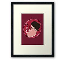 Baby Harry Potter Framed Print