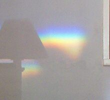 Indoor Rainbow by Hans Bax