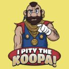 I Pity The Koopa! by Fanboy30