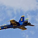 Blue Angels SOLO - THE POWER OF CANON with DO Talent by Daniel  Oyvetsky