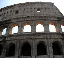 The Colosseum of Rome by KieranA26