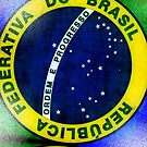 (NATIONAL SEAL OF) BRAZIL by OTIS PORRITT