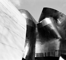 Experience Music Project (EMP), Seattle by Julie Van Tosh Photography