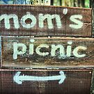 Mom's Picnic by Maria  Gonzalez